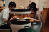 Japonya'da Robot Garsonlar İşbaşında!