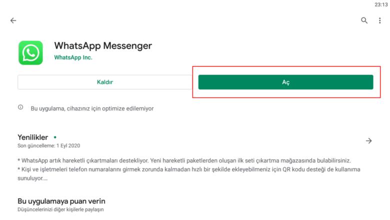 WhatsApp nasıl indirilir? Nasıl Kurulur?