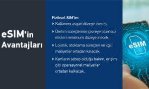 Türkiye Esim Modeline Yakın Zamanda Geçiyor!