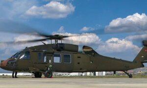T-70 Helikopteri ilk kez kamuflaj ile görüntülendi
