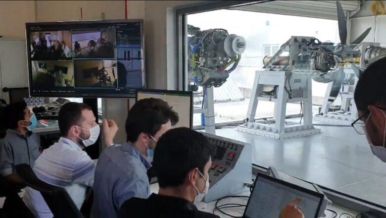 TEI'nin geliştirdiği milli tasarım, yerli üretim uçak motoru BAYRAKTAR İHA KULLANACAK!