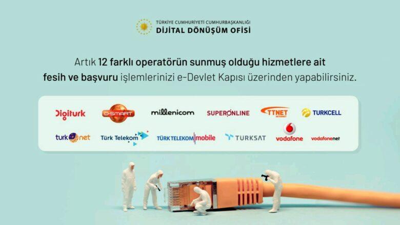 E-Devlet'ten Vatandaşlara müjde!!