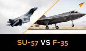 Su-57 ve F-35 Karşılaştırması