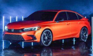 Honda Civic 2021 Fotoğrafları
