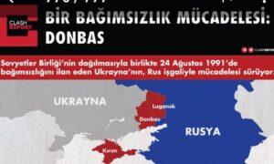 Rusya Ukrayna'nın egemenlik haklarını kendi çıkarları için yok sayıyor.!