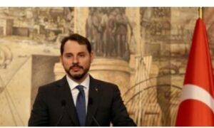 Berat Albayrak'ın istifa ettiği iddia edildi