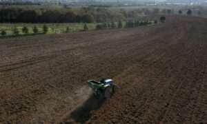 İBB Boş Arazileri Tarım faaliyetine geçirdi!