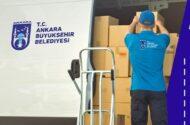 Mansur Yavaş;Temel ihtiyaç sahiplerine yardım ediyor. Başvurular alınıyor!