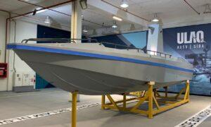 Türkiye'nin İlk İnsansız Yüzen Gemisi ULAQ