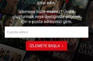 Netflix, İstanbul'da ofis açacağını duyurdu.!