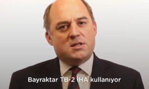 Birleşik Krallık Savunma Bakanı: Bayraktar TB2 İHA'ların kökleri Türk inovasyonundan geliyor.