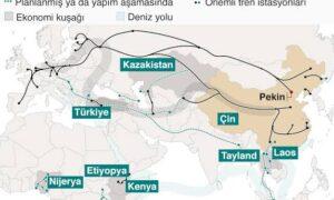 Türkiye'den Çin'e gidecek ilk ihracat treni bugün İstanbul'dan yola çıkıyor! Çin ticaret yolu nereden geçiyor?