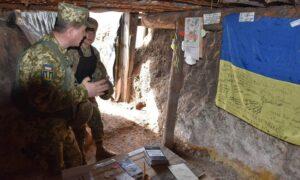 ABD RESMEN UKRAYNA-RUSYA GERILIMINDE UKRAYNA YANINDA FOTOĞRAF VERDİ.!