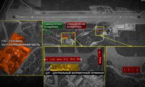 Rusya, Kırım'ı ilhak ettikten sonra bölgeyi adeta bir askeri üsse çevirdi. Yarımadada 7 sene içinde gerçekleşen değişiklikler Ukrayna Ulusal Uzay Tesisleri Kontrol ve Test Merkezi tarafından tek tek tespit edilerek servis edildi.