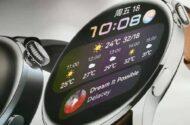 Huawei; Watch 3 akıllı saatin resmi tanıtım görsellerini yayınladı