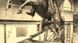 Ata'nın müthiş Samsun Heykelini kim Yapmıştır?
