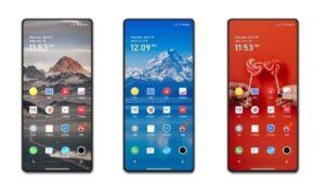 Xiaomi Mi Mix 4 hakkında yeni detaylar;Alt ekran kamerası, Snapdragon 888 ve 200W şarj.