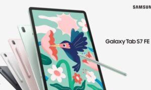 Samsung, Galaxy Tab S7 FE ve Galaxy Tab A7 Lite'ı piyasaya sürdü