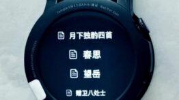 Huawei Watch 3 Pro Özellikleri ve Fotoğrafı Sızdırıldı.