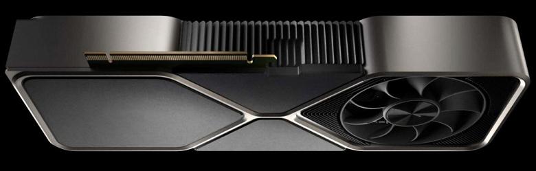 GeForce RTX 3080 Ti'nin tüm özelliklerini yayınladı