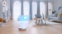 Xiaomi Mijia 2C Robot Süpürge Tanıtıldı