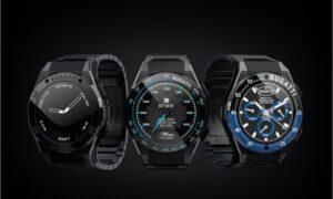 Bugatti'nin süper şık akıllı saatleri: Fotoğraflarla