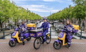 """""""Getir"""" Market uygulaması artık Amsterdam'da!"""