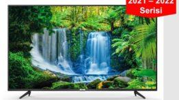 TCL P615 TV SERİSİ ÖZELLİKLERİ
