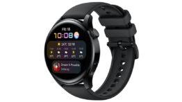 HarmonyOS 2.0'a sahip  Huawei Watch 3'ün yüksek kaliteli görüntüleri ve özellikleri
