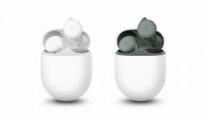 Google Kablosuz Kulaklık Pixel Buds'ı Tanıttı.