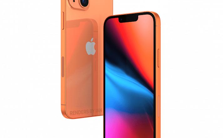 iPhone 13 Görüntüleri Gelmeye Başladı! Altın ve Mavi renkli