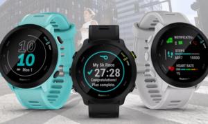 Garmin Forerunner 55 Watch Akıllı Saati tanıttı. Özellikleri nelerdir?