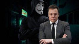 Elon Musk, ünlü hacker grubu  tarafından savaş ilan edildi!
