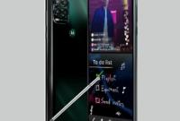 Moto G Stylus 5G Tanıtıldı. Özellikleri nelerdir?