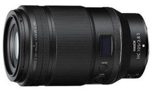 Nikon Nikkor Z MC 105mm f / 2.8 VR S ve MC 50mm f / 2.8 lenslerin ilk görüntüleri ortaya çıktı