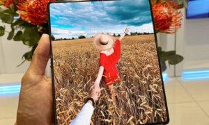 Alt ekran kamerası ve S Pen desteğine sahip ilk akıllı katlanır telefon Galaxy Z Fold3 bileşenlerinin seri üretimi şimdiden başladı