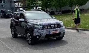 Apple CarPlay ve Android Auto özellikli yeni Renault Duster 22 Haziran'da sunulacak ve satışlar Eylül'de başlayacak