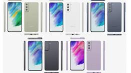 Samsung Galaxy S21 FE Görüntüleri