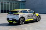 Fransız Marka Renault: MeganE elektrikli otomobili tanıtıldı!