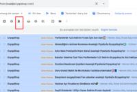 Gmail Posta Kutusundan Birden Fazla Aynı Postayı Silme Nasıl Yapılır?